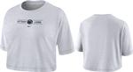 Penn State Nike Women's Slub Cropped T-Shirt