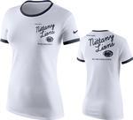 Penn State Nike Women's Tri Ringer T-Shirt