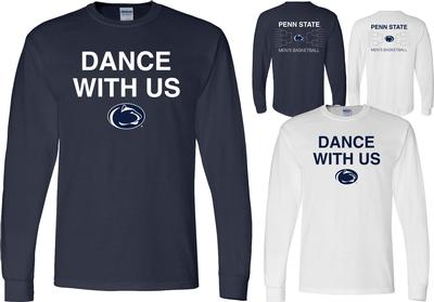 The Family Clothesline - Penn State Dance With Us Long Sleeve
