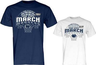 Blue 84 - Penn State Adult March Madness T-Shirt