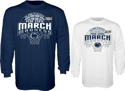 Blue 84 - Penn State Adult March Madness 2020 Long Sleeve
