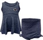 Penn State Infant Girls Bloomer Set