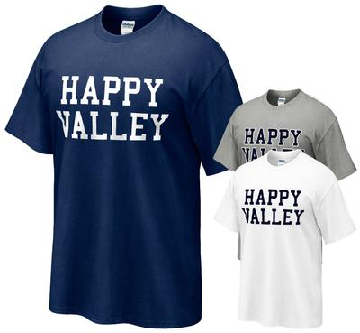 The Family Clothesline - Penn State Happy Valley Adult T-Shirt