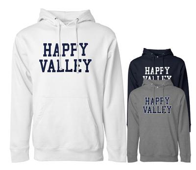 The Family Clothesline - Penn State Happy Valley Hooded Adult Sweatshirt