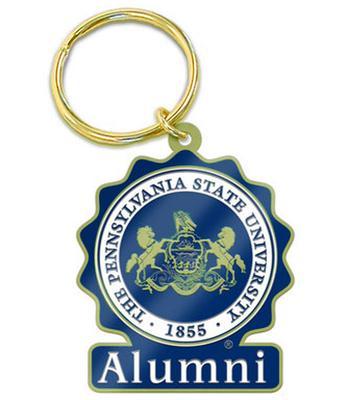 MCM Group - Penn State Seal Alumni Key Chain