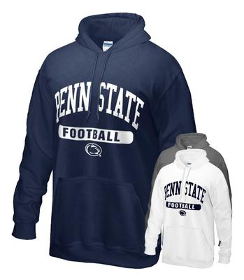 The Family Clothesline - Penn State Football Hooded Adult Sweatshirt
