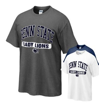 The Family Clothesline - Penn State Lady Lions Basketball Adult T-Shirt
