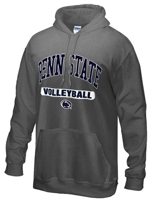 Penn State Volleyball Hood Adult Sweatshirt | Sweatshirts ...