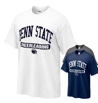 The Family Clothesline - Penn State Cheerleading Adult T-Shirt