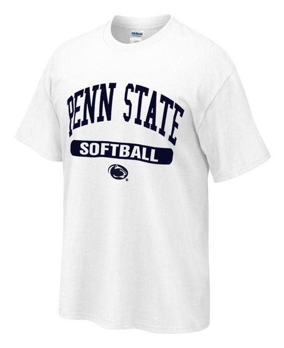 Penn State Softball Adult T Shirt Tshirts Gt Adult