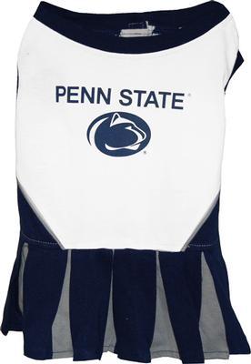 Pets First - Penn State Cheerleader Pet Dress