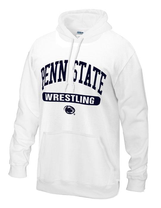 Penn State Wrestling Oval Hooded Sweatshirt | Sweatshirts