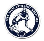 Penn State University Wrestling Magnet