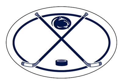 SDS Design - Penn State Ice Hockey Magnet
