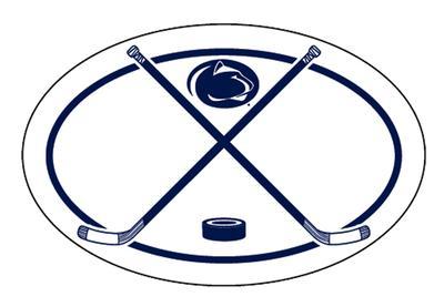 SDS Design - Penn State Ice Hockey Magnet