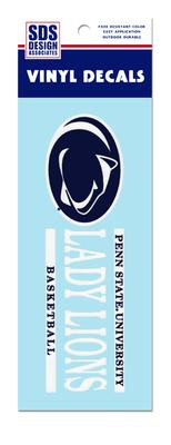 SDS Design - Penn State Lady Lions Stripe 6