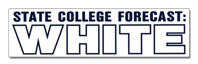 SDS Design - State College Weekend Forecast Magnet