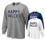 Penn State Happy Valley Long Sleeve Adult T-Shirt