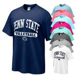 Penn State T-shirt with Volleyball Oval Print