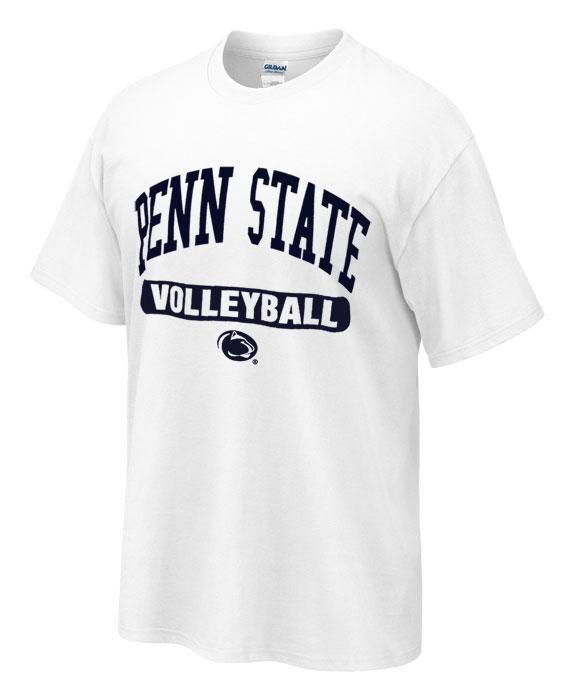 Penn State Volleyball Sport Adult T Shirt Tshirts