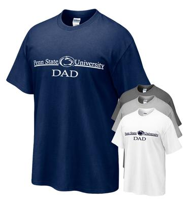 The Family Clothesline - Penn State Dad and Nittany Lion Logo T-Shirt
