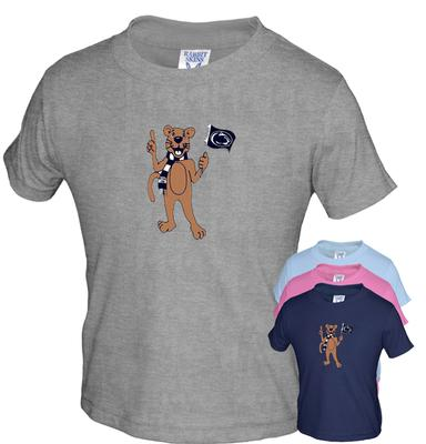 The Family Clothesline - Penn State Mascot Flag Toddler T-shirt