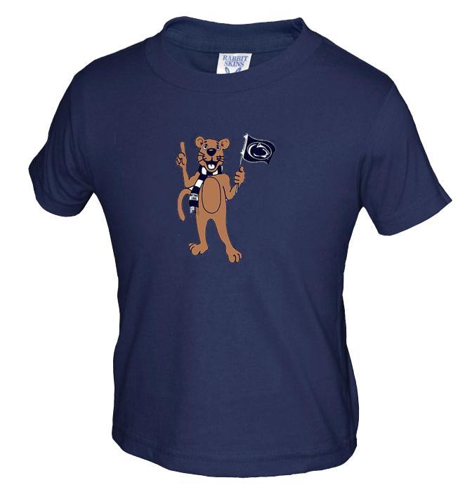 Penn State Mascot Flag Toddler T shirt
