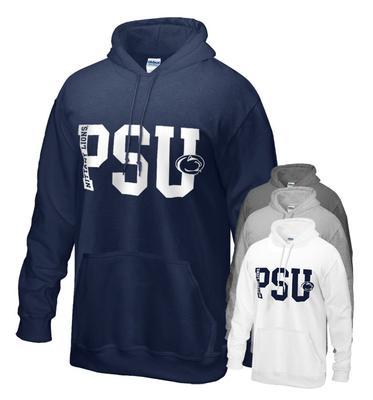The Family Clothesline - Penn State PSU Logo Hooded Sweatshirt