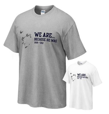 The Family Clothesline - We Are...Because He Was T-shirt