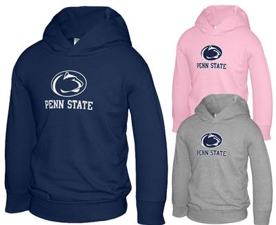 The Family Clothesline - Penn State Toddler Logo Block Hood Sweatshirt