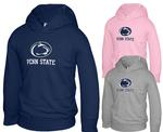 Penn State Toddler Logo Block Hood Sweatshirt