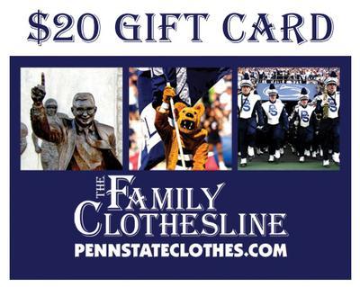 Gift Card - $20 Gift Card