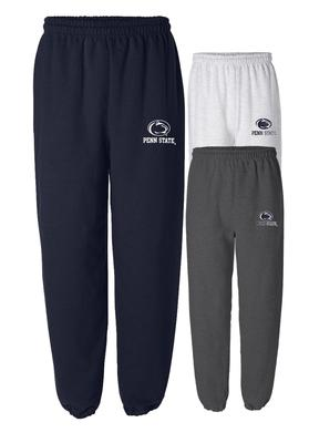 The Family Clothesline - Penn State Logo Block Adult Sweatpants