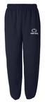 Penn State Logo Block Adult Sweatpants NAVY