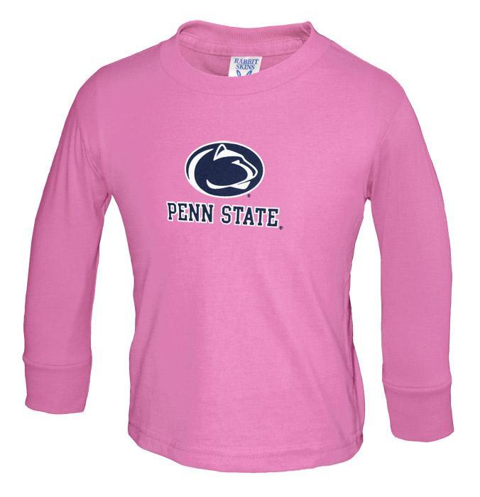 Penn State Infant Logo Block Long Sleeve