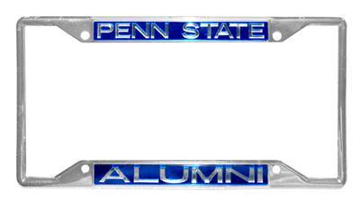 Stockdale - Penn State Navy Alumni Car Frame