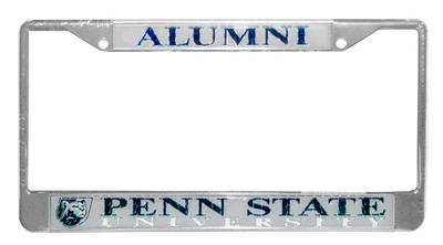 Stockdale - Penn State New Logo Alumni Car Frame