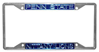 Stockdale - Penn State Nittany Lion Car Frame