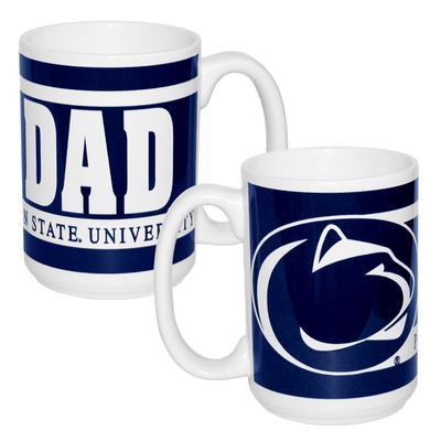 MCM Group - Penn State Dad 15oz El Grande Mug