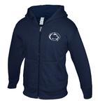 Penn State Toddler Logo Only Hood NAVY