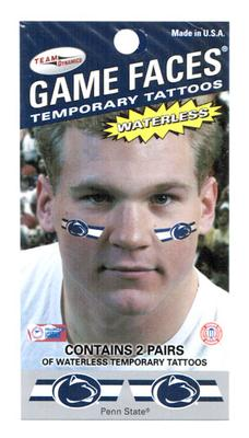 Innovative Adhesives - Penn State Waterless Eye Black Tattoos