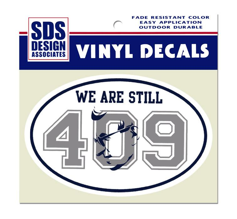 Penn State We Are Still 409 Joe 6 Quot Decal Souvenirs