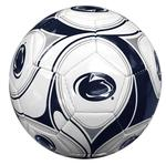 Penn State Soccer Ball Official Size 5 NAVYWHITE