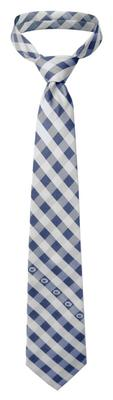 Eagles Wings - Penn State WP Check Tie