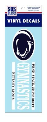 SDS Design - Penn State Gymnastics Stripe 6