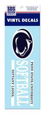 SDS Design - Penn State Softball Stripe 6