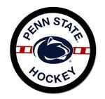 Penn State Ice Hockey Puck 6