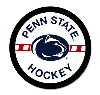 SDS Design - Penn State Ice Hockey Puck 6