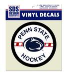 Penn State Ice Hocky Puck 6