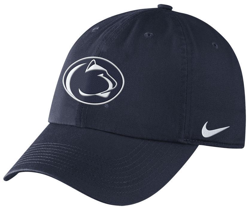 penn state nike tailback hat headwear gt hats gt adjustable